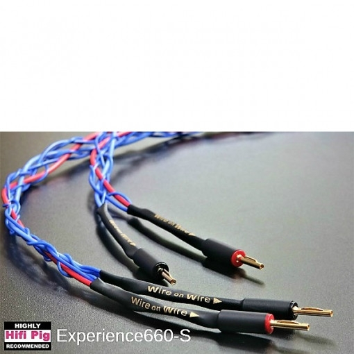 Experience660S speaker cable