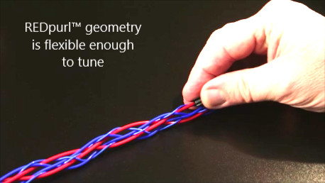 REDpurl™ tunable geometry is flexible enough to allow tuning whilst retaining a stable core structure